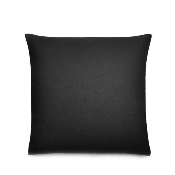 Pet Photo Cushion - Black Cairo