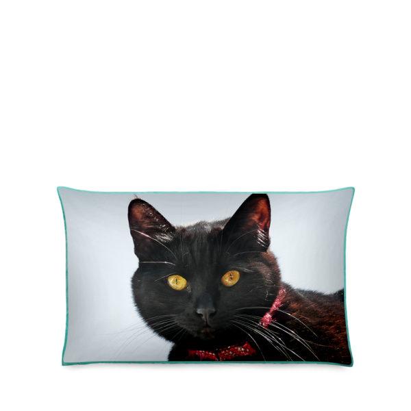 Custom Cat Photo Pillowcase