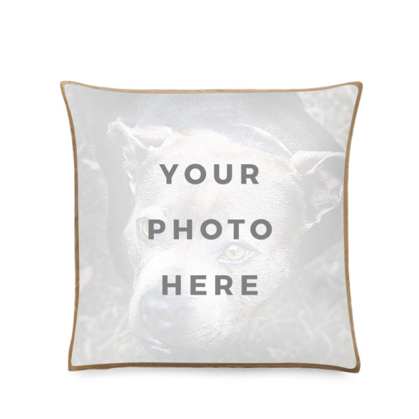 Custom Photo Cushion