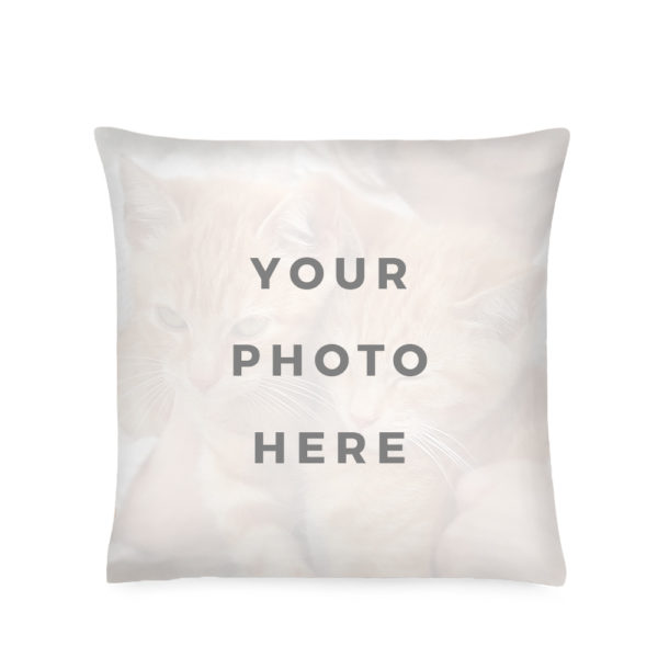 Photo Cushion Double Sided